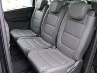 Highlight for Album: VW Sharan nieuw model 2011 in RGS Handmade leder 005 Dark Grey