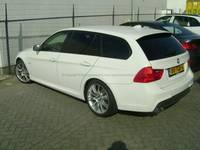 Highlight for Album: BMW E91 3-serie 2011 RGS Handmade 014 Burgundy